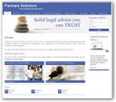 law firm web site free offer